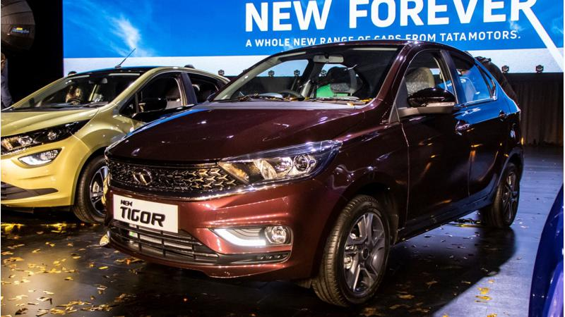 Tata Tigor EV Photos