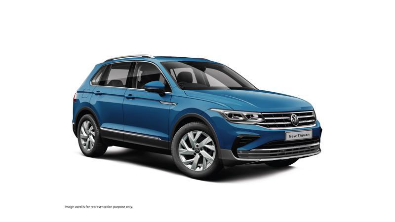 Volkswagen Tiguan Photos