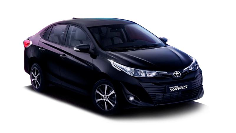 Toyota Yaris Black Limited Edition