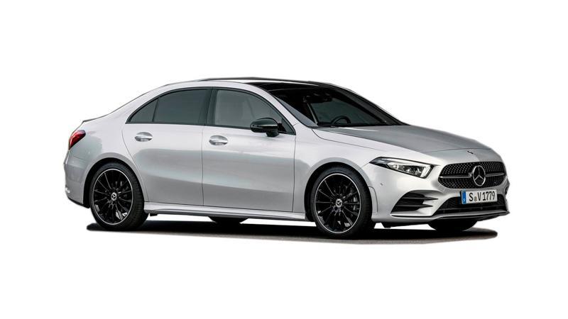 Mercedes-Benz A-Class Limousine New