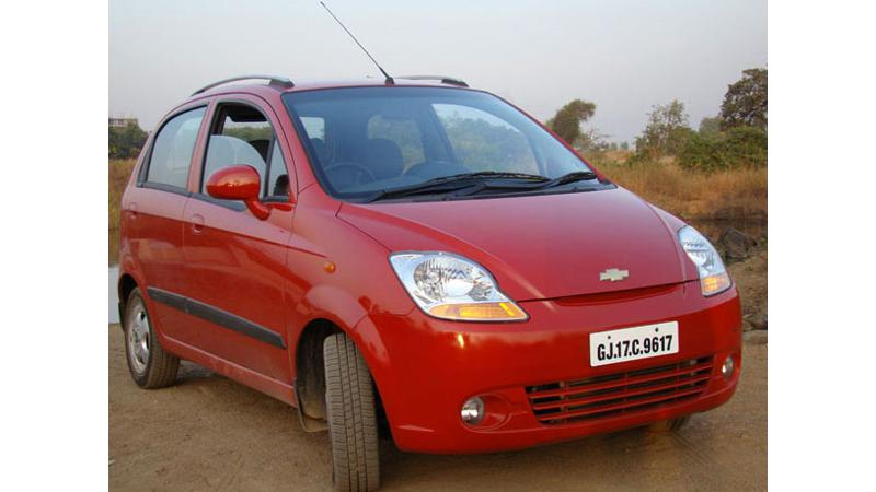 GM India to Bring a new Spark Variant