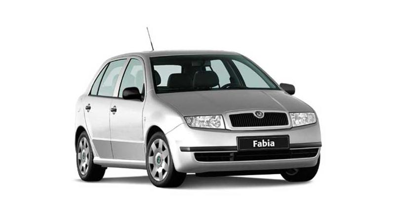 Three New Variants of Skoda Fabia
