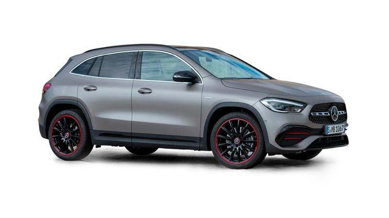 Mercedes-Benz GLA New
