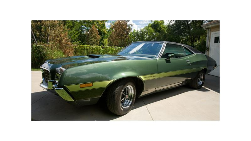 Gran Torino - Clint Eastwood meets Cars!
