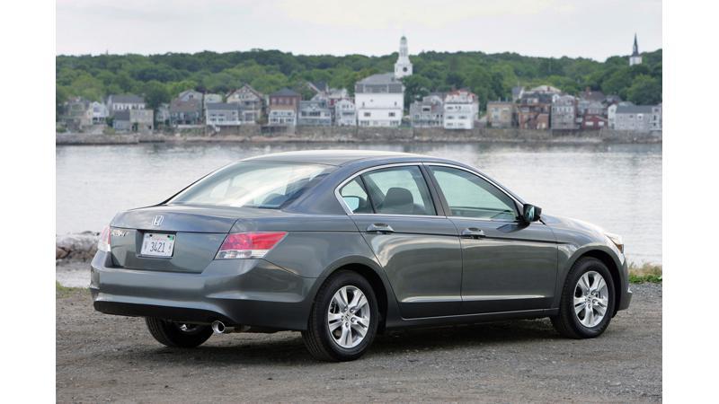 Honda CRV and Accord in Diesel Versions