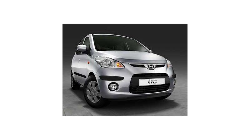 Hyundai i10 Achieves 3 Lakh Sales