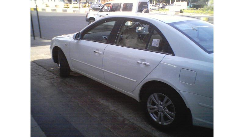 Hyundai Sonata  Rebadged and Restyled!