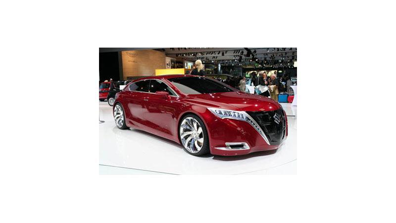 Maruti to Launch New Sedan Kizashi in India