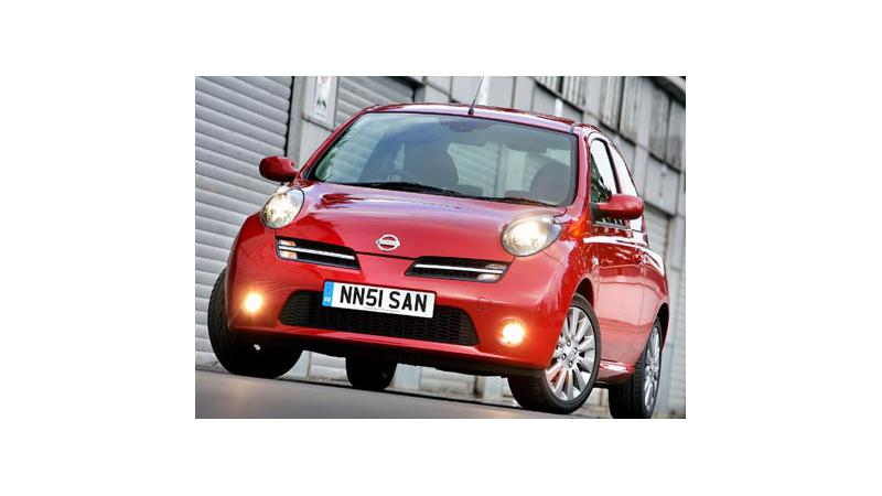 Nissan Small Cars  Made in India?