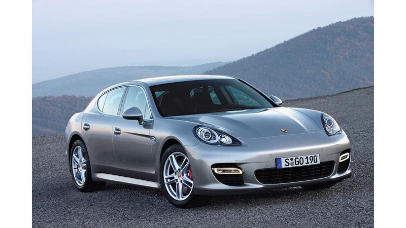 Five Technological Innovations in the Porsche Panamera