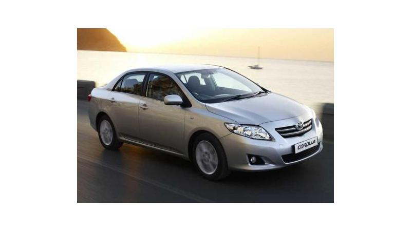 Toyota Corolla Altis Launched in India
