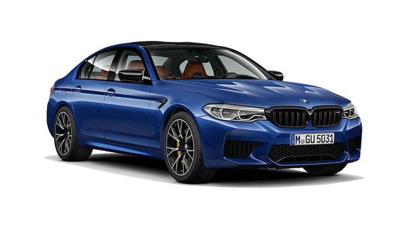 BMW M5 Images