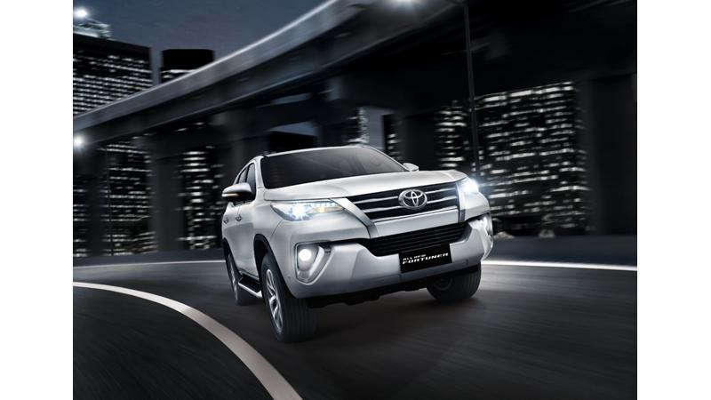 2016 Toyota Fortuner launched in Indonesia