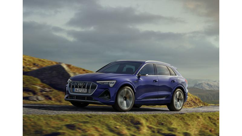 Audi e-tron offers better driving range post technical update