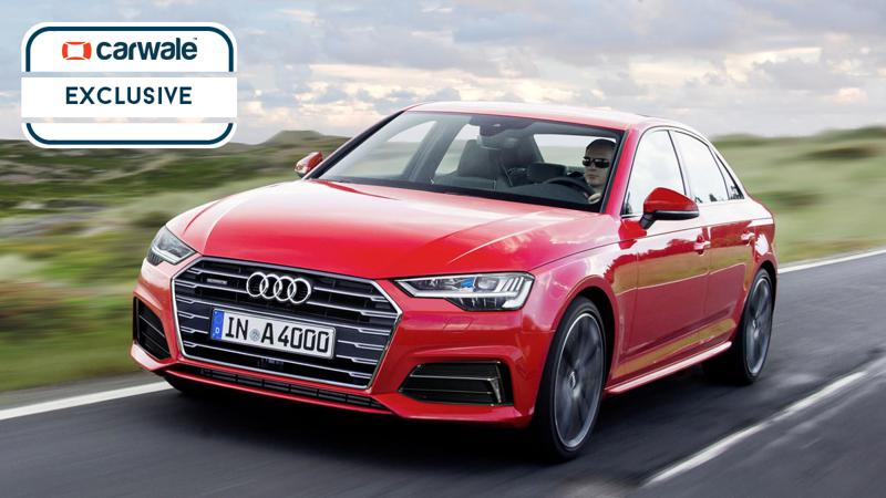 Facelifted 2020 Audi A4 rendered