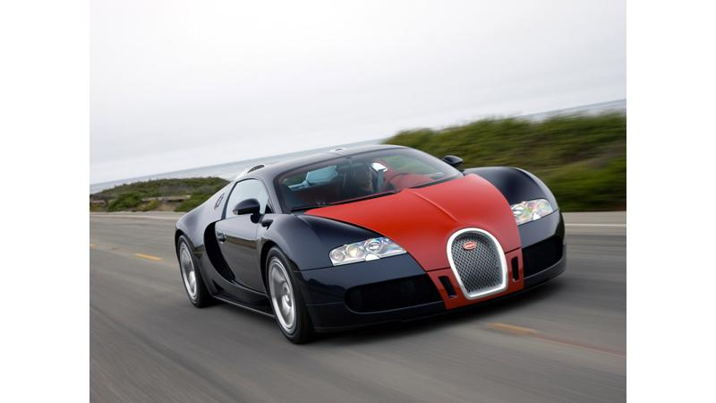 Bugatti has only 8 Veyron models to sell