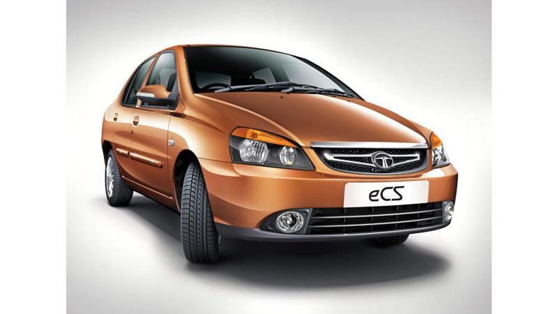 Tata Indigo eCs - Forgotten among modern sedan segment