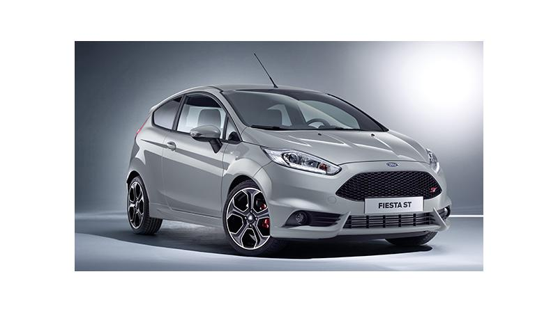 Ford Fiesta ST200 revealed at 2016 Geneva Motor Show