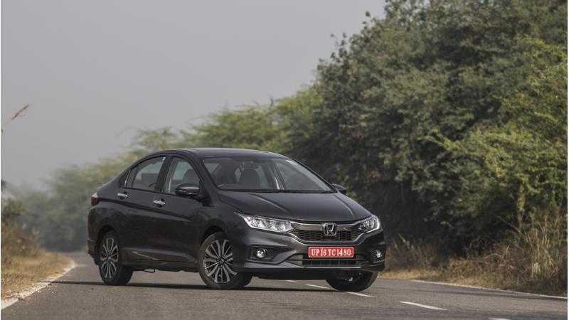 Honda Cars India registers sales of 10,010 units in October