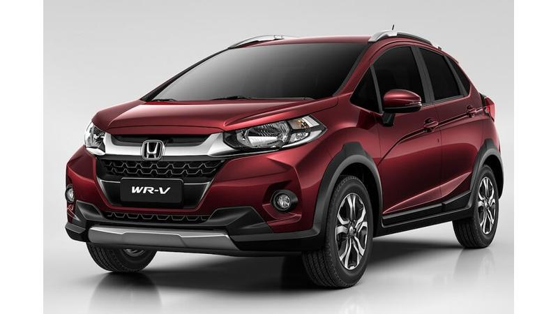 Honda WR-V to be launched in India on March 16