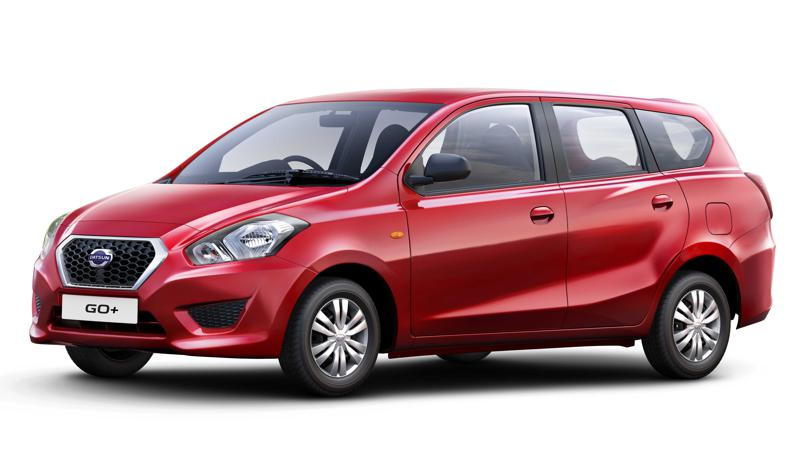 India-made Datsun GO+ now exported to South Africa