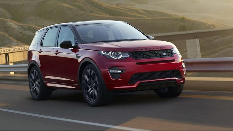 Entry-level Land Rovers to get more bite