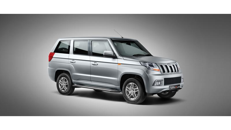 Mahindra officially launches TUV300 PLUS, price starts at Rs 9.47 lakhs