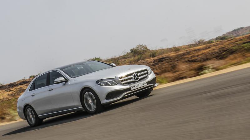 Mercedes-Benz to launch long wheelbase E 220 d on 2 June