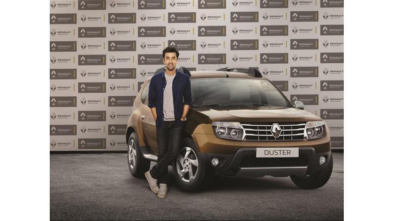 Ranbir Kapoor is the new Brand Ambassador for Renault India