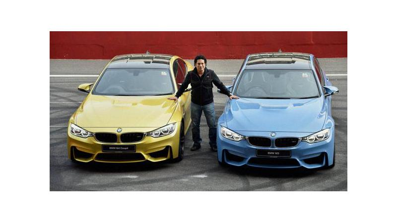 Sachin Tendulkar's presence during BMW M3 and M4 launch, likely to boost brand's sale in India