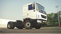 Tata Prima Race Truck