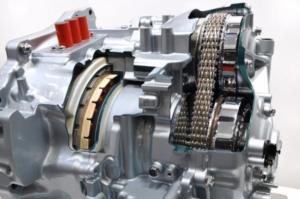 CVT Transmission - How does It Work