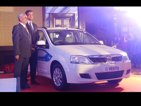 Mahindra Verito Launched