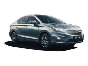 Honda All New City
