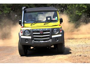 Force Motors Force Gurkha