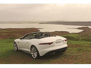 Jaguar F TYPE