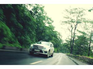 Mercedes Benz GL