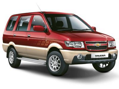 Chevrolet Tavera Image - 9697