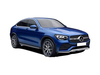 Mercedes Benz GLC Coupe Image - 15486