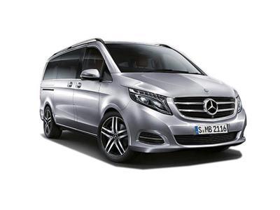Mercedes Benz V-Class Image - 14679