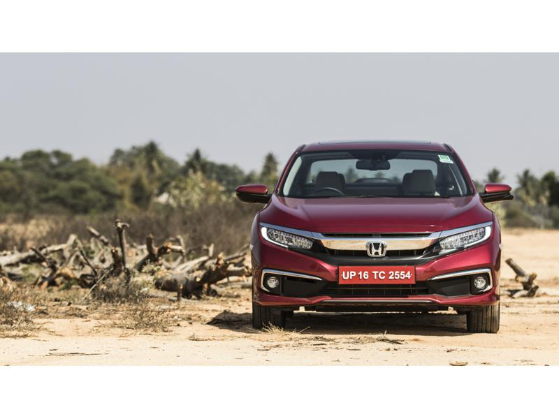 BS6 diesel Civic launched