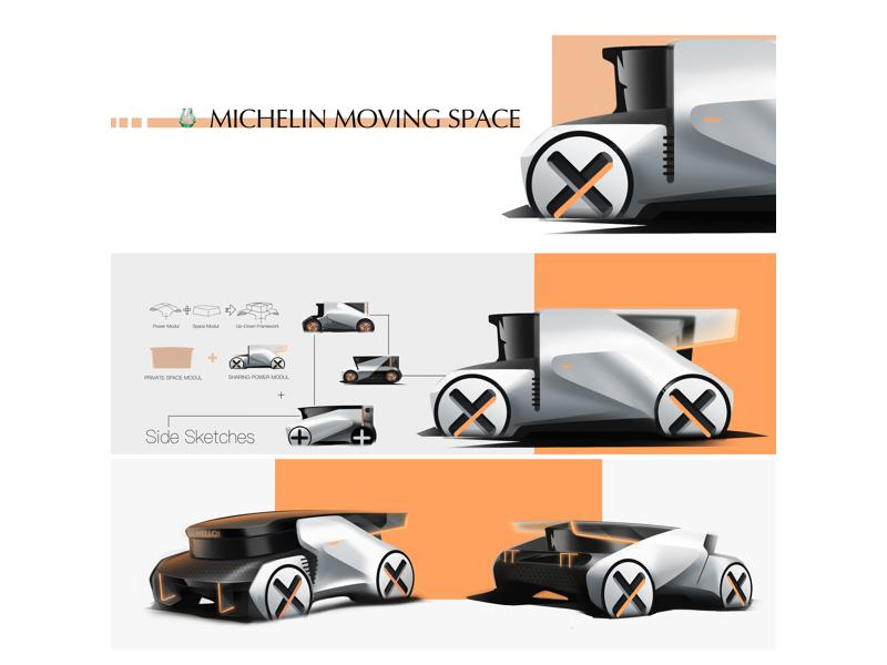 2020 Michelin Challenge Design global competition