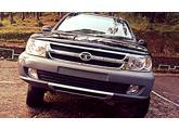 The most comfortable and dependable SUV admired all over - Tata Safari