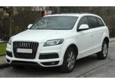 the most comfortable car ever - Audi Q7