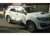 THE ROARING FORTUNER - Toyota Fortuner