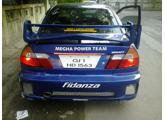 Race on !!! Love Mitsubishi Engineering - Mitsubishi Lancer