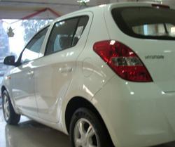 Hyundai i20 head light