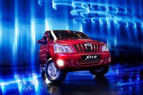 Mahindra Xylo Front