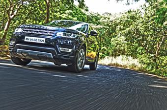 Range Rover Sport Photos 17