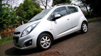 Nissan Micra Vs Chevrolet Beat